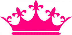 Colouful clipart crown