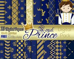 Elegance  clipart royal baby