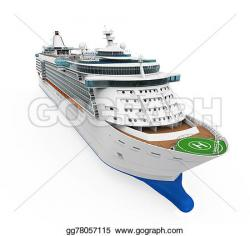 Cruise clipart luxury