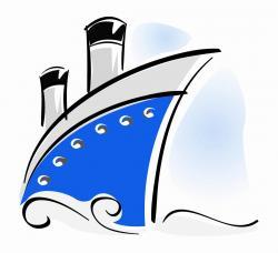 Cruise Ship clipart shipping