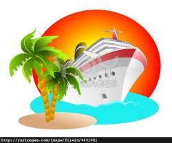 Bahamas clipart Bahamas Cruise Clipart