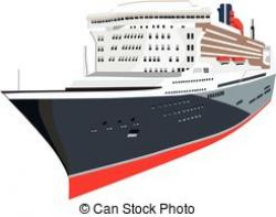 Cruise clipart shipping