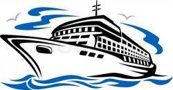 Sailboat clipart cruise ship