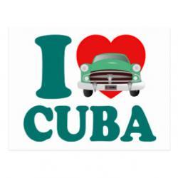 Cuba clipart car
