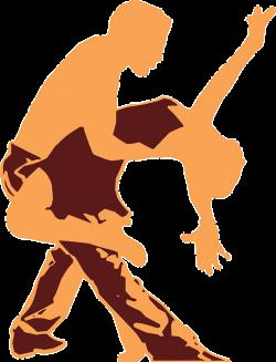 Cuba clipart salsa dancer