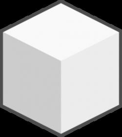 Tofu clipart sugar cube