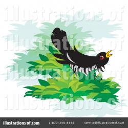 Cuckoo clipart bird branch