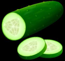 Vegetable clipart cucumber