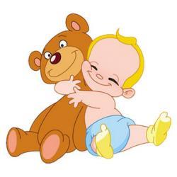 Cuddle clipart hug