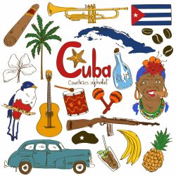 Cuba clipart south america culture