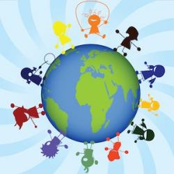 Real World clipart cultural awareness