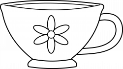 Teapot clipart mother daughter tea