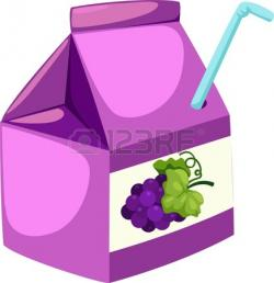 Juice clipart grape juice