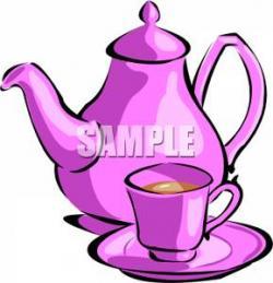 Kettle clipart teacup