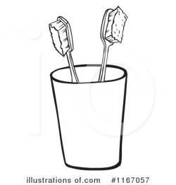 Mug clipart toothbrush