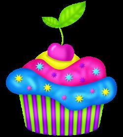 Cupcake clipart land