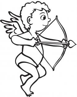 Whit clipart cupid