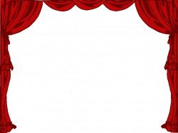 Theatre clipart school stage