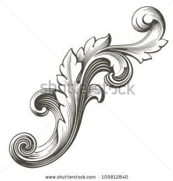 Octigon clipart filigree