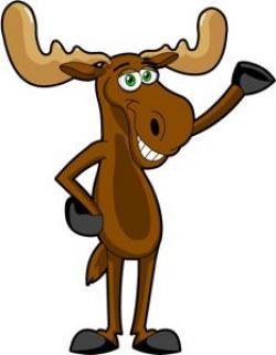 Moose clipart canada moose