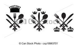 Cutlery clipart cutlery set