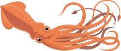 Tentacle clipart