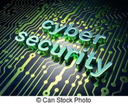 Cyber clipart data security