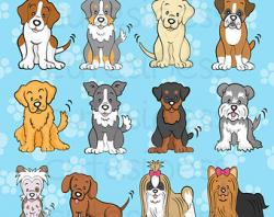 Pomeranian clipart dog rescue