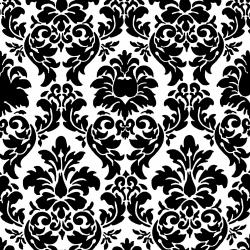Damask clipart abstract art
