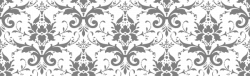 Damask clipart gray