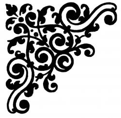 Damask clipart microsoft word