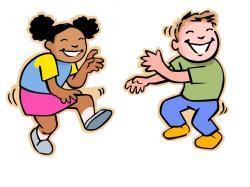 Move clipart Kids Movement Clipart