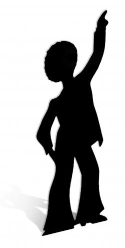 Disco clipart disco dancer