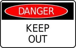 Danger clipart