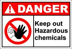 Toxic clipart danger