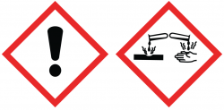 Toxic clipart pictogram