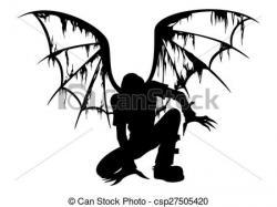 Fallen Angel clipart
