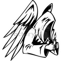 Dark Angel clipart