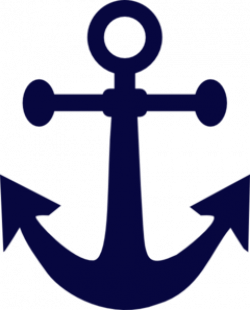 Anchor clipart navy anchor