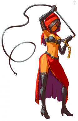 Sorceress clipart science