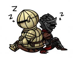 Dark Souls clipart walking dead