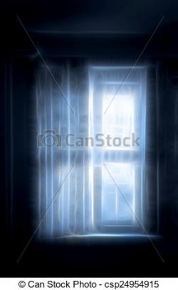 Moonlight clipart window