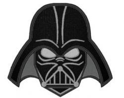 Darth Vader clipart face