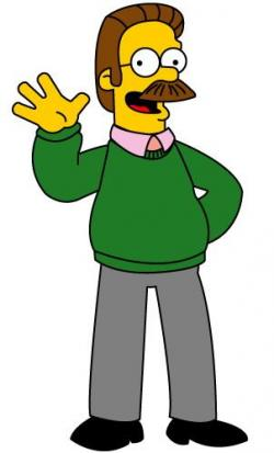 The Simpsons clipart sophisticated