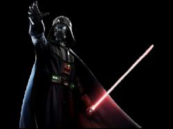 Darth Vader clipart thumbs up