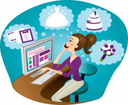 Date clipart event planning