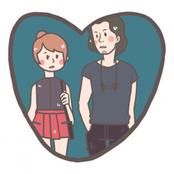 Date clipart girlfriend