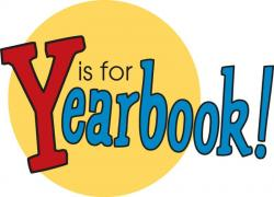 Panther clipart yearbook