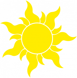 Dawn clipart sunshine