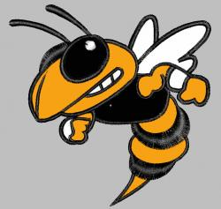 Wasp clipart yellow jacket